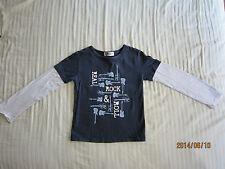 IQ Toddler Boy Long Sleeves Round Neck T-Shirt (3-4yo) 1pcs