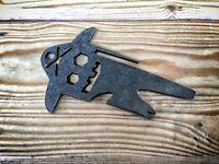 Pirate Onlegged Multitool - survival pocket tool - Picaroon Tools edc keychain