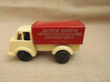 Wells Brimtoy Silver Arrow Transport Truck