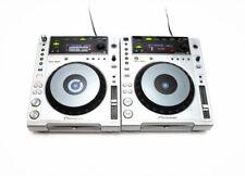 2x Pioneer DJ CDJ 850 s silber CD Player - kostenloser Versand