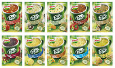 KNORR Cup a Soup Instant Soup with Croutons & Noodles Various Flavors