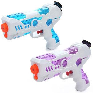 Space Soldier Water Guns Blasters Soakers For Summer Play Water Pool Kids B_cd