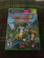 Worms 4 Mayhem Microsoft Xbox Video Game No Manual