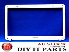 Toshiba L650 LCD Screen Display Bezel Cover White  V000210460  B0444403S1