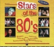 Stars of the 80's (48 tracks, sony) Men at work, cône, paul young, Nena [3-cd]
