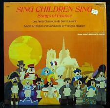 Les Petits Chanteurs De Saint Laurent - Sing Children Sing LP Mint- TC 1600