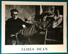 """Vintage 80-90s JAMES DEAN Poster 28"""" x 22"""" from Phil Stern's 1955 Photo, Repro"""
