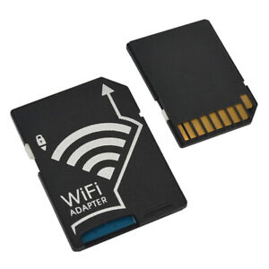 Wireless WiFi Micro SD TF Flash SDHC Memory Card Camera Adapter for Canon Camera