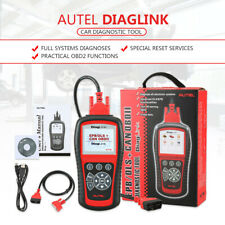 Autel Full System Diagnostic Diaglink OBD2 II Scanner Automotive Code Reader DIY