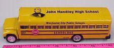 "Superior 6"" long School Bus with custom graphics ""John Handley High School"""