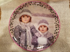 """Forever Friends"" Kindred Moments Collectible Plate"