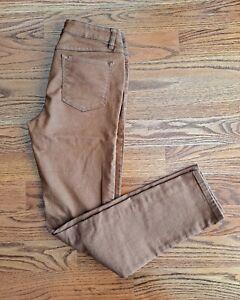 prAna Hiking Outdoor Casual Pants Women's Size 4 (27/30.5 Stretch Organic Cotton