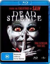 Dead Silence Blu Ray JB Hi Fi - Blu-ray Region B