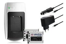 Chargeur+2x Batterie NP-45 NP45 pour Fuji Fujifilm FinePix J10, J12, J15, J20, J