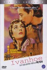 Ivanhoe (1952) Elizabeth Taylor DVD *NEW