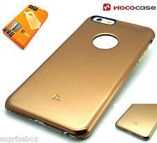HOCO BLACK SERIES ALUMINIUM HARD BACK CASE FOR APPLE IPHONE 6 & 6S PLUS - BRONZE