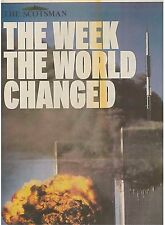 The Week the World Changed Original Scotsman Picture Section 15 September 2001