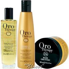 Oro Puro Therapy Luxury Hair Treatment Kit ® 24k Gold Fluid + Shampoo + Mask