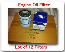 CASE OF 12 SO4476 ENGINE OIL FILTER Fits: TOYOTA L14476 PH4967 LF3614 51394