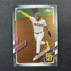 2021 Topps Chrome Baseball Cards BASE Singles (#1-110) YOU PICK buy more & save!