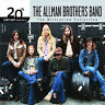 ALLMAN BROTHERS BAND, THE - THE BEST OF - LIVE - CD - NEW