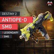 Destiny 2-ADAFT-d Legendary submachine gun con powerleveling 1-20 accplay