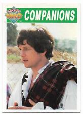 1994 Cornerstone DR WHO Base Card (75) Companions