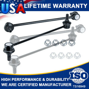 Pair Front Stabilizer Sway Bar Link For Toyota Corolla Matrix Prius Pontiac VIBE
