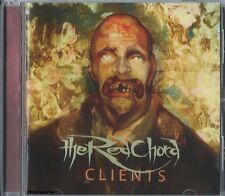 THE RED CHORD - Clients - Hard Rock Metal Music CD