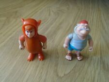 Disney Famosa Heroes Peter Pan Figures Smee & Lost Boy Bear Cubby