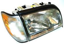 Mercedes W140 HALOGEN HEADLAMP, RIGHT (S320 420 500 600 95-99) OEM AL 1408207861