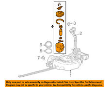 FORD OEM 00-02 Focus-Fuel Pump 1M5Z9H307CA