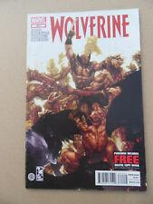 Wolverine  (vol 4) 311 . Marvel 2012. FN / VF