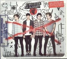 5 SECONDS OF SUMMER + 4 BONUS TRACKS DELUXE EDITION SEALED CD NEW 2014 5SOS
