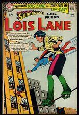 Superman'S Girlfriend Lois Lane #66 Fine+