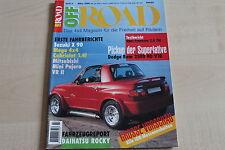 163871) Dodge Ram 2500 HD V10 - Off Road 03/1996