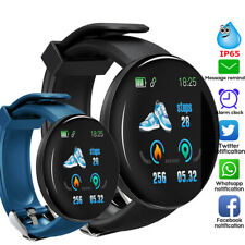 Smart Watch Men D13 Heart Rate Monitor Blood Pressure Smartwatch Fitness Tracker