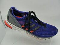 Adidas Adizero Adiprene Sz 10.5 EU 40 Purple/Pink Running Sneakers Shoes Women