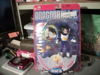 2000 IRWIN DRAGON BALL Z ANDROIDS SAGA VEGETA IN TOUGH VARIENT PACKAGE