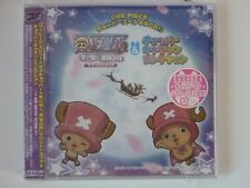 ONE PIECE Episode Of Chopper 2-CD Soundtrack + Puzzle Anime Avex Mode
