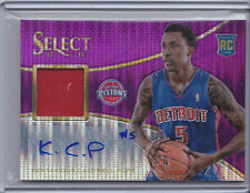 Kentavious Caldwell-Pope 2013-14 Select *Purple Rookie Jersey Autograph* NBA /60
