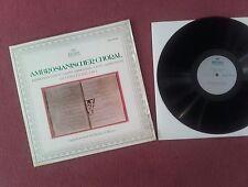 "THE TRADITION OF THE GREGORIAN CHANT(1V) ""AMBROSIAN CHANT"". DUOMO DI MILANO  LP"