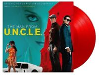 THE MAN FROM U.N.C.L.E.(LIMITED  ROTESVINYL) - OST/VARIOUS  2 VINYL LP NEW!
