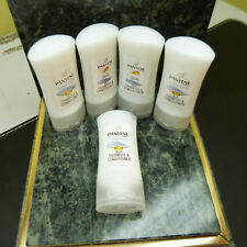 LOT OF 5 MINIATURE PANTENE PRO-V SHAMPOO & CONDITIONER - BRAND NEW