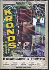 Dvd **KRONOS IL CONQUISTATORE DELL'UNIVERSO** di Kurt Newmann  nuovo 1957