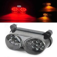 LED Rear Tail light Brake Stop Taillight Turn Signal for Kawasaki ZR-7S ZX6R/9R