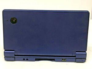 Nintendo DSi Mario Collection Metallic Blue Handheld System