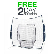 BowNet Replacement Net for 7 x 7 Hitting Net - NAVY (NET ONLY, NO FRAME)