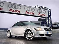 Chiptuning Audi S3/TT 1.8t/1.8 turbo 180-225PS