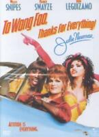 TO WONG FOO, THANKS FOR EVERYTHING! JULIE NEWMAR NEW DVD